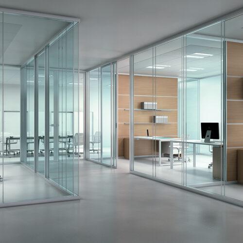 Arredi uffici pareti mobili 13 500x500 - Pareti mobili per ufficio