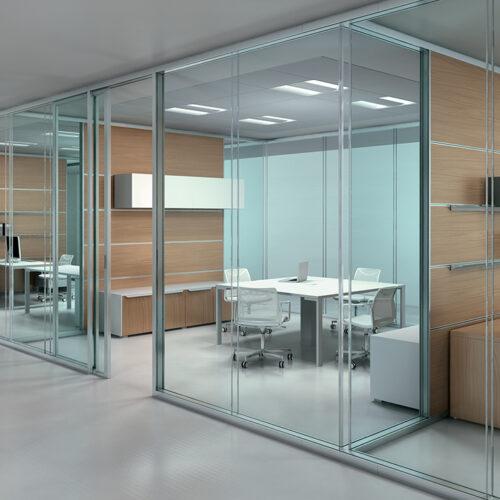 Arredi uffici pareti mobili 14 500x500 - Pareti mobili per ufficio