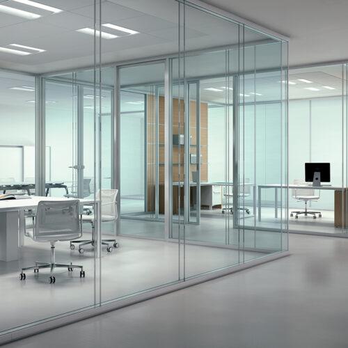 Arredi uffici pareti mobili 15 500x500 - Pareti mobili per ufficio