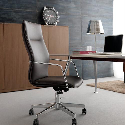 Arredi uffici sedute direzionali 3 500x500 - Sedute direzionali