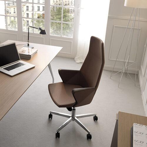 Arredi uffici sedute direzionali 4 500x500 - Sedute direzionali