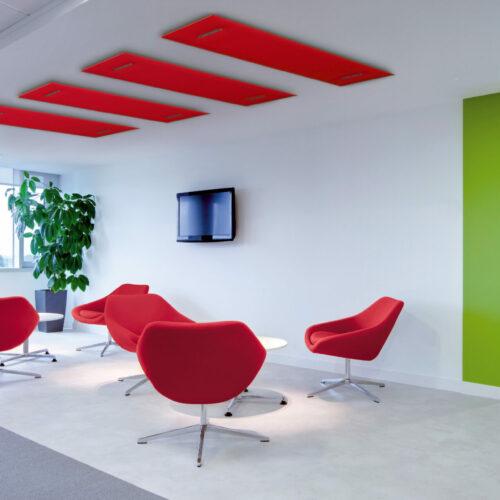 fonoassorbenza uffici palestre10 500x500 - Fonoassorbenza