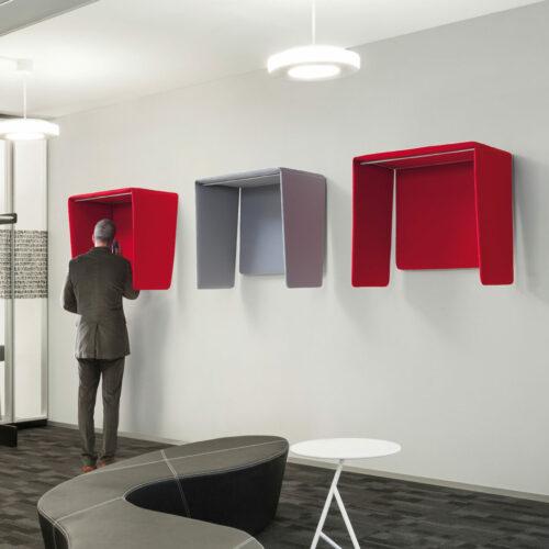 fonoassorbenza uffici palestre11 500x500 - Fonoassorbenza