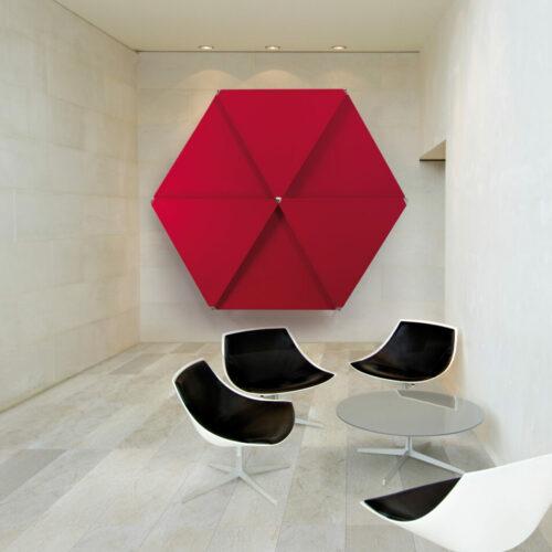 fonoassorbenza uffici palestre4 500x500 - Fonoassorbenza