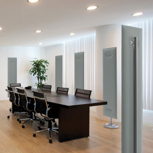 fonoassorbenza uffici palestre6 500x500 - Fonoassorbenza