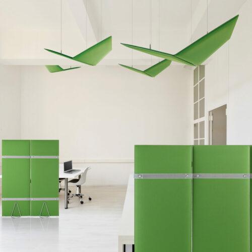 fonoassorbenza uffici palestre7 500x500 - Fonoassorbenza