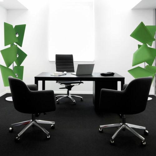 fonoassorbenza uffici palestre8 500x500 - Fonoassorbenza