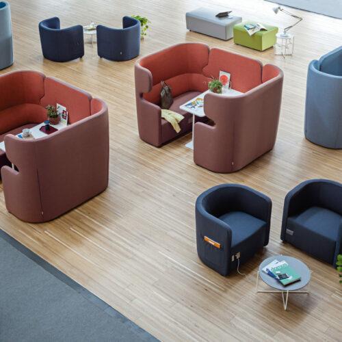 lounge area relax in ufficio14 500x500 - Lounge area in ufficio